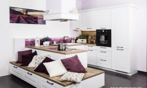 Nejnovejší příklad nápad Provence kuchyně idea