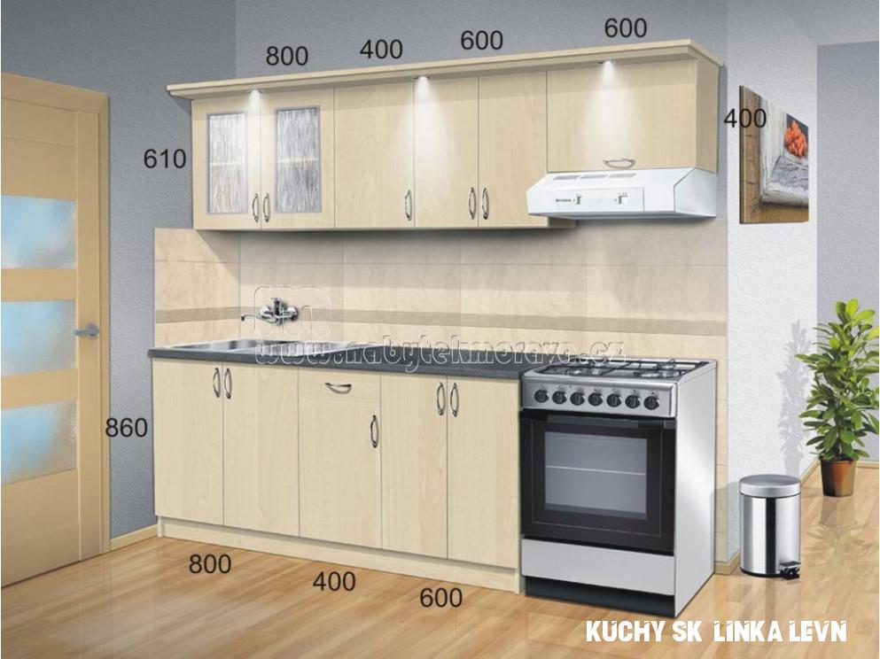 Kuchyňská linka levně