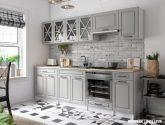 Nejchladnejší nápad pro Kuchyňská linka levně (57 fotka)