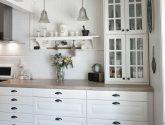 Nejchladnejší nápady z Kuchyně Ikea inspirace (85 obraz)