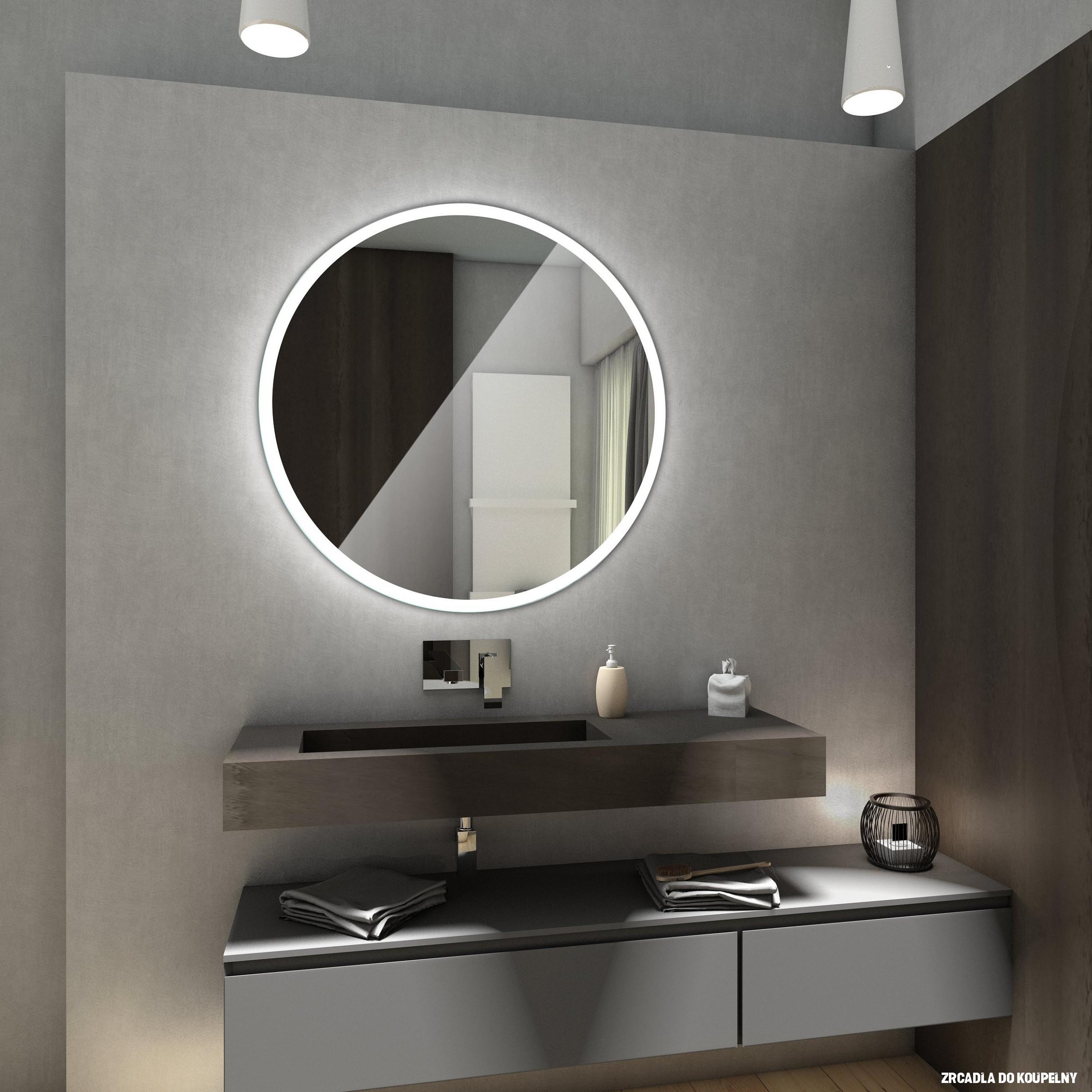 Zrcadla do Koupelny